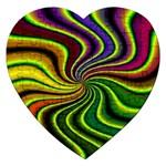 hippy-550591 Jigsaw Puzzle (Heart)
