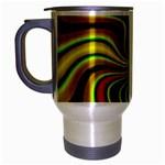 hippy-550591 Travel Mug (Silver Gray)