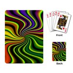 hippy-550591 Playing Cards Single Design
