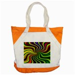 hippy-550591 Accent Tote Bag
