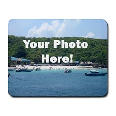 Personalised Photo Small Mousepad from SnappyGifts.co.uk Front