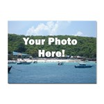 Personalised Photo Sticker A4 (100 pack)
