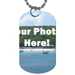 Personalised Photo Dog Tag (Two Sides)