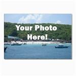 Personalised Photo Postcard 4  x 6