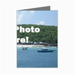 Personalised Photo Mini Greeting Cards (Pkg of 8)