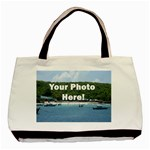 Personalised Photo Classic Tote Bag (Two Sides)