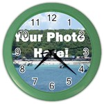 Personalised Photo Color Wall Clock