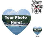 Personalised Photo Multi-purpose Cards (Heart)