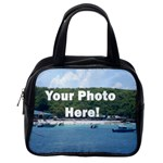 Personalised Photo Classic Handbag (One Side)