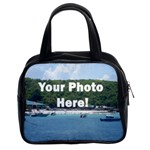 Personalised Photo Classic Handbag (Two Sides)