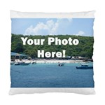 Personalised Photo Cushion Case (Two Sides)