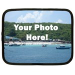 Personalised Photo Netbook Case (XL)