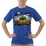 4-908-Desktopography1 Dark T-Shirt
