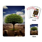 4-908-Desktopography1 Playing Cards Single Design