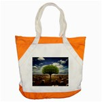 4-908-Desktopography1 Accent Tote Bag