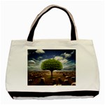 4-908-Desktopography1 Classic Tote Bag (Two Sides)