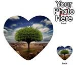 4-908-Desktopography1 Multi-purpose Cards (Heart)