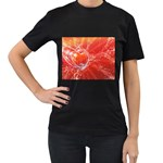 9-700-Fwallpapers_068 Women s Black T-Shirt (Two Sides)