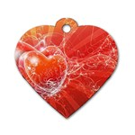 9-700-Fwallpapers_068 Dog Tag Heart (One Side)
