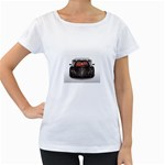 5-110-1024x768_3D_008 Maternity White T-Shirt