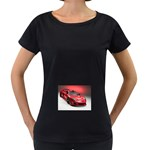 5-104-1024x768_3D_002 Maternity Black T-Shirt