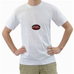 True-Love-Tattoo-Belt-Buckle White T-Shirt