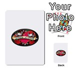 True-Love-Tattoo-Belt-Buckle Multi-purpose Cards (Rectangle)
