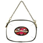 True-Love-Tattoo-Belt-Buckle Chain Purse (One Side)
