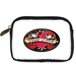 True-Love-Tattoo-Belt-Buckle Digital Camera Leather Case