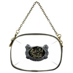 Rock-n-Roll-For-Life-Tattoo-Belt-Buckle Chain Purse (One Side)