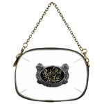 Rock-n-Roll-For-Life-Tattoo-Belt-Buckle Chain Purse (Two Sides)