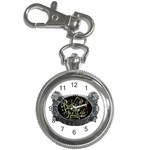 Rock-n-Roll-For-Life-Tattoo-Belt-Buckle Key Chain Watch
