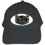 Rock-n-Roll-For-Life-Tattoo-Belt-Buckle Black Cap