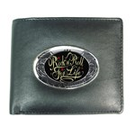 Rock-n-Roll-For-Life-Tattoo-Belt-Buckle Wallet