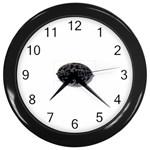 punkb Wall Clock (Black)