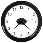 punkb Wall Clock (Black)
