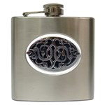 punkb Hip Flask (6 oz)