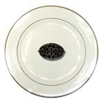 punkb Porcelain Plate