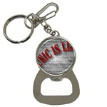 Music-Is-Life-Belt-Buckle Bottle Opener Key Chain