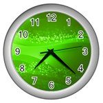 4-702-Fwallpapers_077 Wall Clock (Silver)