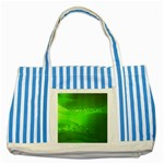 4-702-Fwallpapers_077 Striped Blue Tote Bag