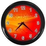4-703-Fwallpapers_079 Wall Clock (Black)