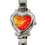 4-703-Fwallpapers_079 Heart Italian Charm Watch