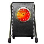 4-703-Fwallpapers_079 Pen Holder Desk Clock