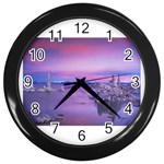 4-15-Backgrounds_1024x768_002 Wall Clock (Black)