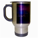 4-15-Backgrounds_1024x768_002 Travel Mug (Silver Gray)