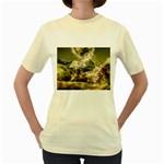 2-1252-Igaer-1600x1200 Women s Yellow T-Shirt