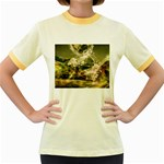 2-1252-Igaer-1600x1200 Women s Fitted Ringer T-Shirt