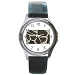 277G1001 Round Metal Watch