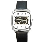 277G1001 Square Metal Watch